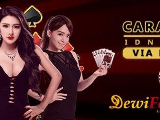 Panduan Cara Login Permainan IDN Poker via Dekstop