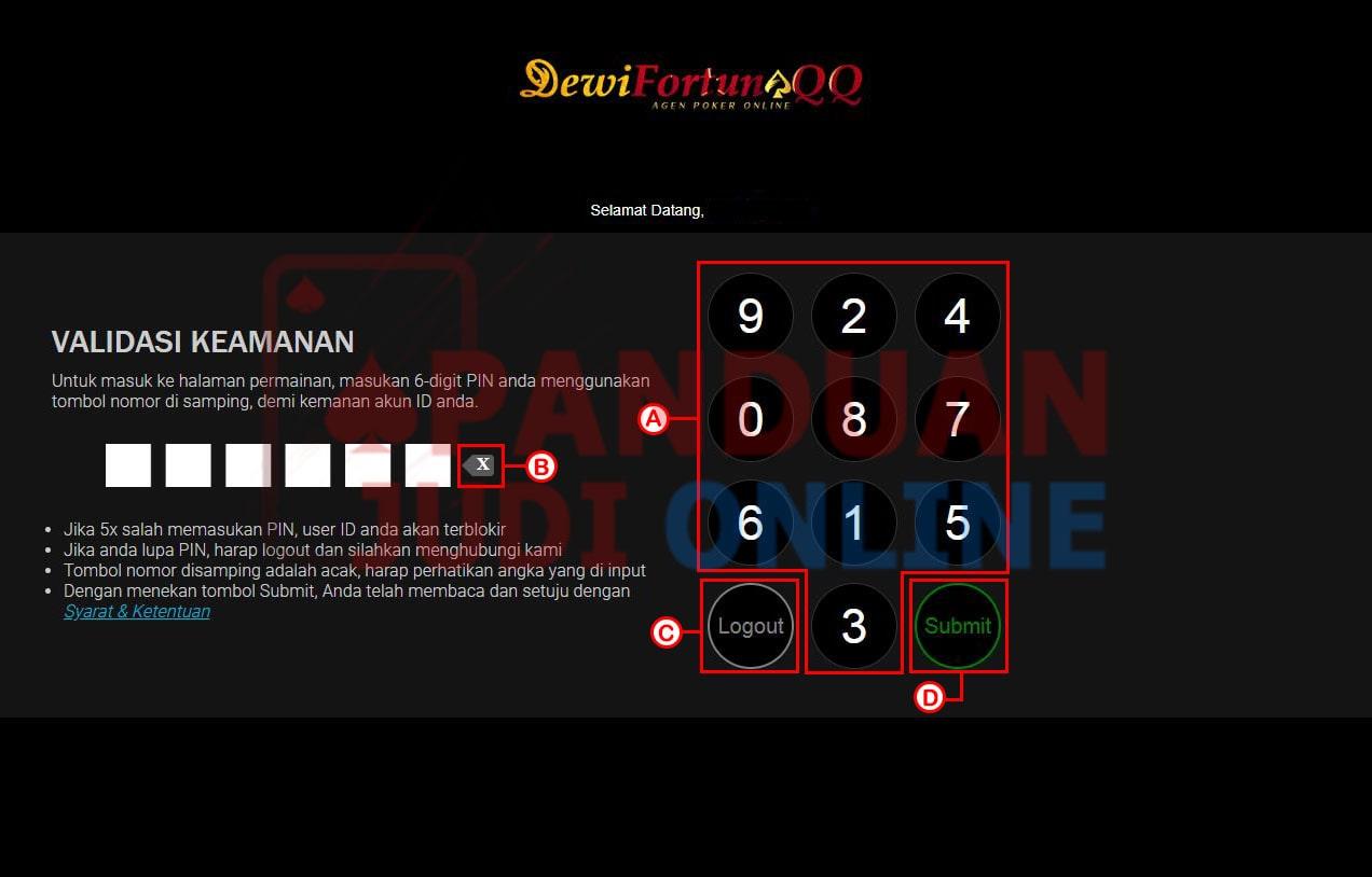 Panduan Cara Login Permainan IDN Poker via Dekstop 7