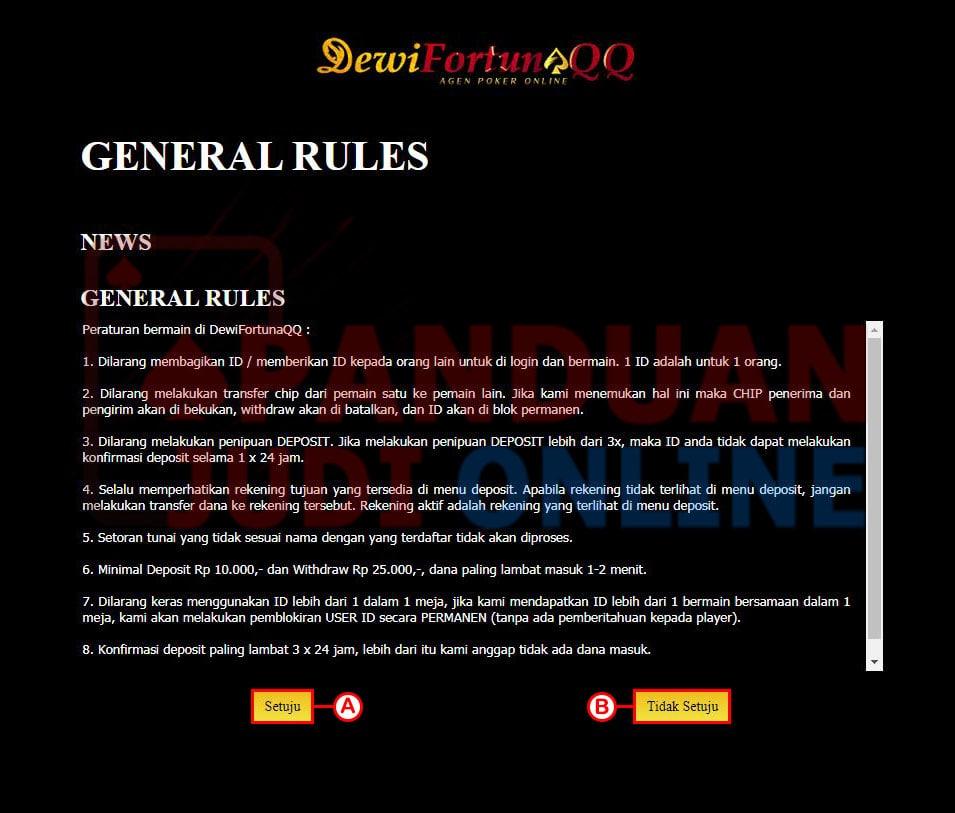 Panduan Cara Login Permainan IDN Poker via Dekstop 8
