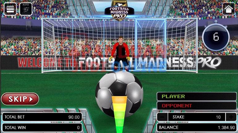 Ketentuan Taruhan Football Madness